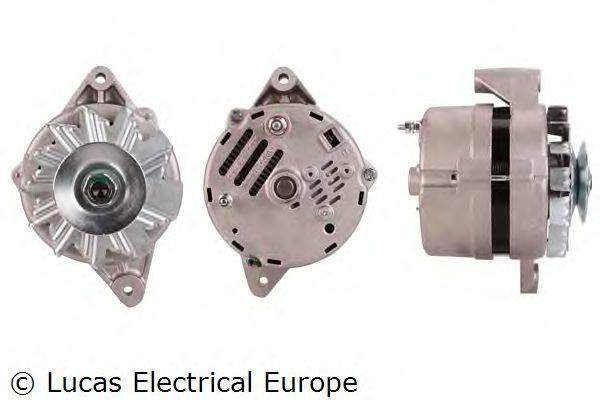 LUCAS ELECTRICAL LRA00444 Генератор