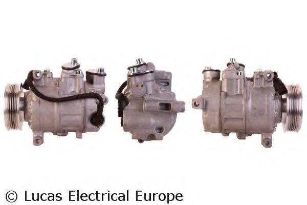 LUCAS ELECTRICAL ACP495 Компрессор, кондиционер