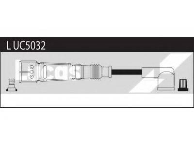 LUCAS ELECTRICAL LUC5032 Комплект проводов зажигания