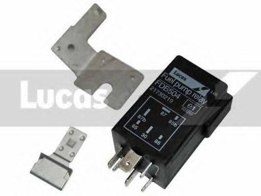 LUCAS ELECTRICAL FDB504 Реле, топливный насос