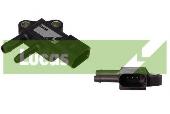 LUCAS ELECTRICAL SEB1744 Датчик, давление выхлопных газов