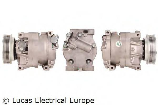 LUCAS ELECTRICAL ACP295 Компрессор, кондиционер