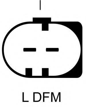 LUCAS ELECTRICAL LRA03169 Генератор