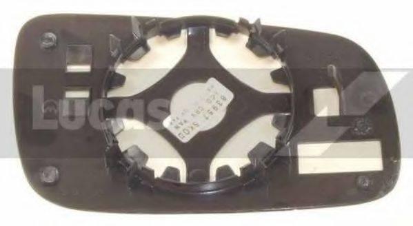 LUCAS ELECTRICAL LR0176 Зеркальное стекло, узел стекла