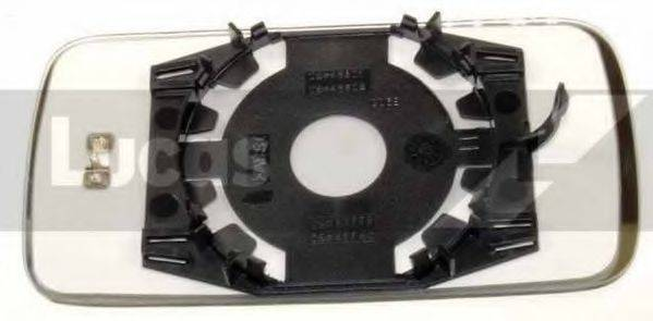 LUCAS ELECTRICAL LR0206 Зеркальное стекло, узел стекла