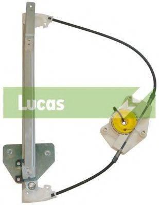LUCAS ELECTRICAL WRL2008R Подъемное устройство для окон
