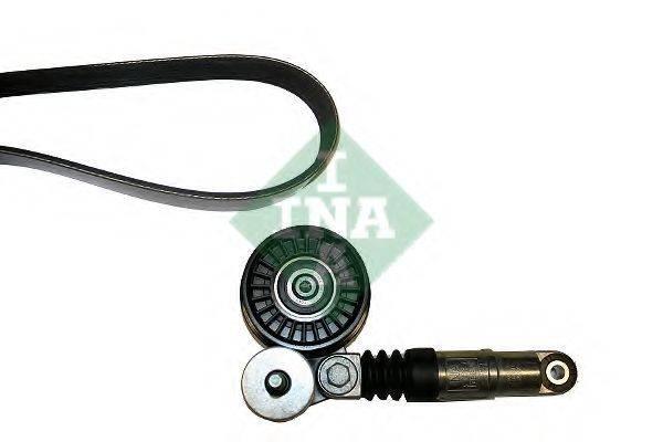 INA 530038310 Поликлиновой ременный комплект
