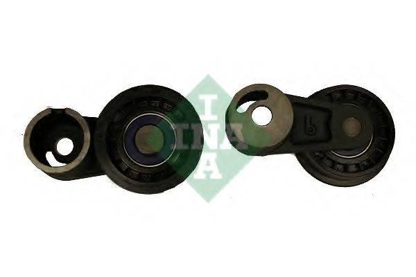INA 530024009 Комплект роликов, зубчатый ремень