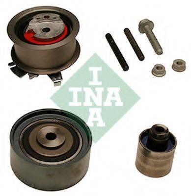 INA 530040509 Комплект роликов, зубчатый ремень