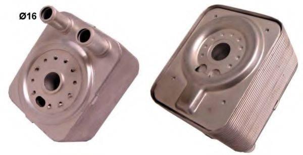 NRF 31168 масляный радиатор, двигательное масло