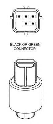 NRF 38922 Пневматический выключатель, кондиционер