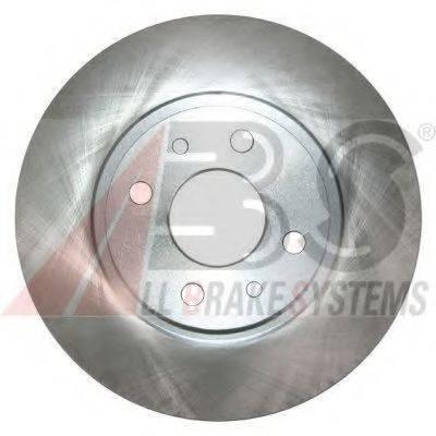 A.B.S. 15858OE Тормозной диск