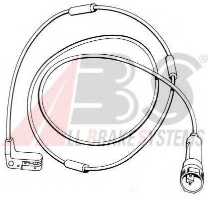 A.B.S. 39523 Сигнализатор, износ тормозных колодок