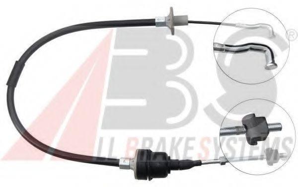 A.B.S. K22960 Трос, управление сцеплением