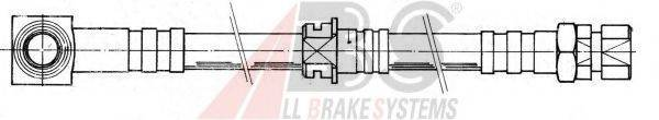 A.B.S. SL3493 Тормозной шланг