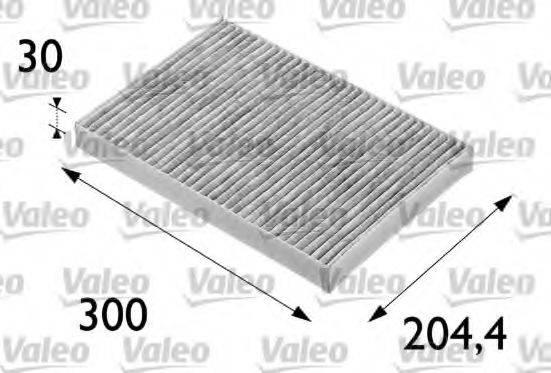 VALEO 698683 Фильтр, воздух во внутренном пространстве