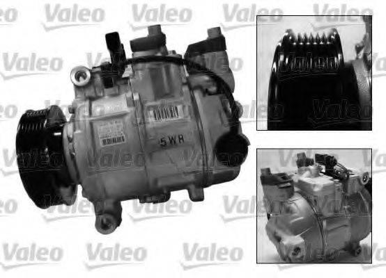 VALEO 813150 Компрессор, кондиционер