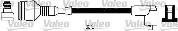 VALEO 346522 Комплект проводов зажигания