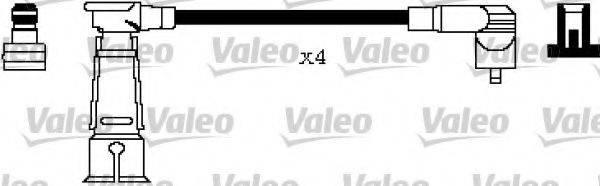 VALEO 346215 Комплект проводов зажигания
