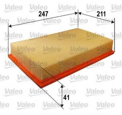 VALEO 585298 Воздушный фильтр