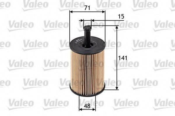 VALEO 586506 Масляный фильтр