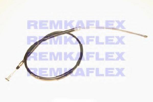REMKAFLEX 221510 Трос, стояночная тормозная система