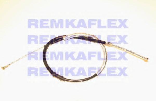 REMKAFLEX 221520 Трос, стояночная тормозная система