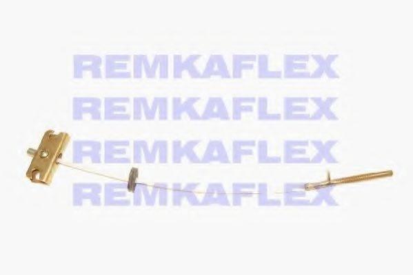 REMKAFLEX 240730 Трос, стояночная тормозная система