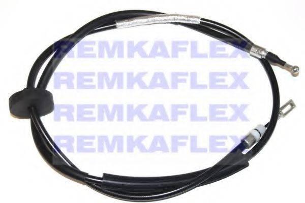 REMKAFLEX 521015 Трос, стояночная тормозная система
