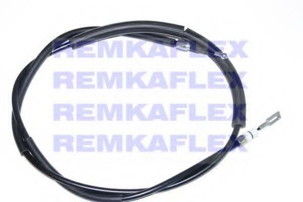 REMKAFLEX 521025 Трос, стояночная тормозная система