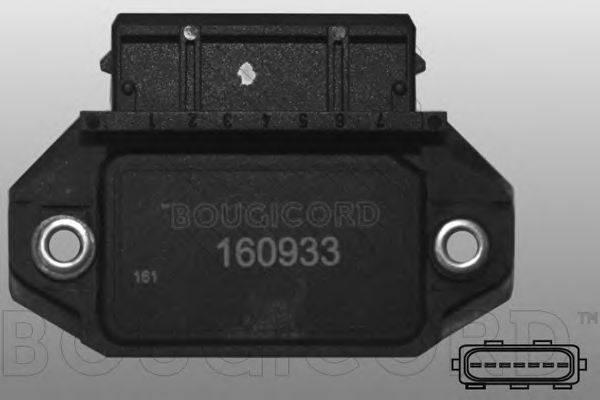 BOUGICORD 160933 Блок управления, система зажигания