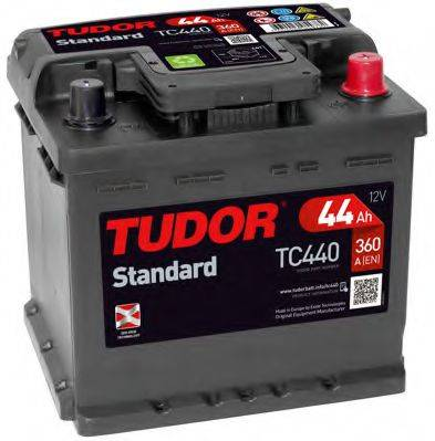 TUDOR TC440 Стартерная аккумуляторная батарея; Стартерная аккумуляторная батарея