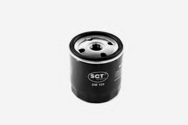 SCT GERMANY SM105 Масляный фильтр