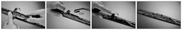 TRICO EF480 Щетка стеклоочистителя
