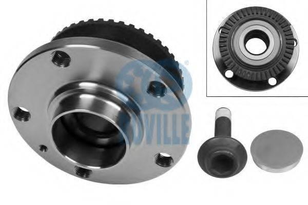 RUVILLE 5727 Комплект подшипника ступицы колеса