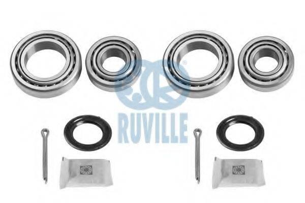 RUVILLE 5307D Комплект подшипника ступицы колеса