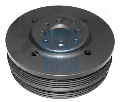 RUVILLE 515406 Ременный шкив, коленчатый вал
