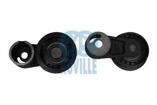 RUVILLE 5600050 Комплект роликов, зубчатый ремень