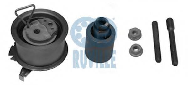 RUVILLE 5573950 Комплект роликов, зубчатый ремень