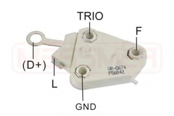 ERA 215129 Регулятор генератора
