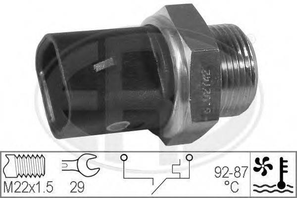 ERA 330293 Термовыключатель, вентилятор радиатора
