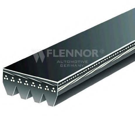 FLENNOR 4PK0855 Поликлиновой ремень