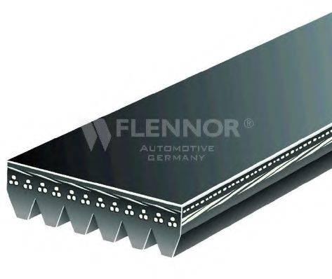FLENNOR 6PK1250 Поликлиновой ремень