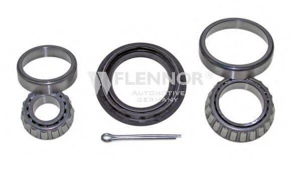 FLENNOR FR291954 Комплект подшипника ступицы колеса