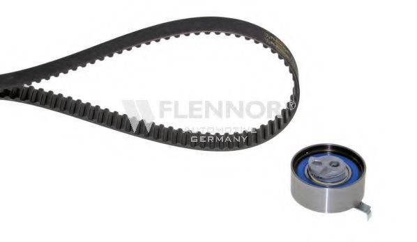 FLENNOR F904503V Комплект ремня ГРМ