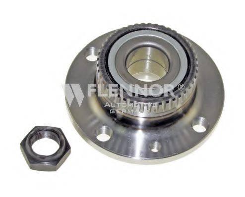 FLENNOR FR891204 Комплект подшипника ступицы колеса