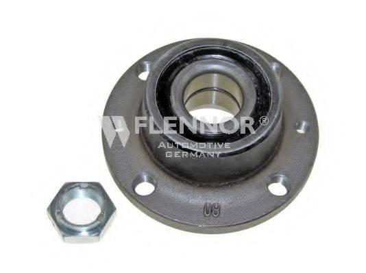 FLENNOR FR891229 Комплект подшипника ступицы колеса