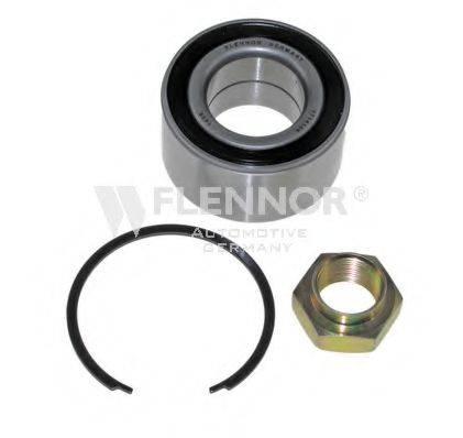FLENNOR FR899287 Комплект подшипника ступицы колеса