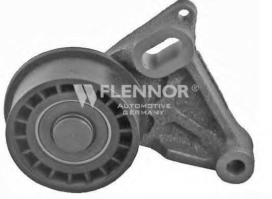 FLENNOR FS01400 Натяжной ролик, ремень ГРМ