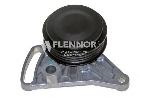 FLENNOR FS20948 Натяжной ролик, поликлиновой  ремень